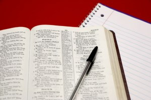 Discipleship Devotional Study Guide - Promises - Day 258- Romans 15:1-4 - Written To Teach Us - Growing As Disciples