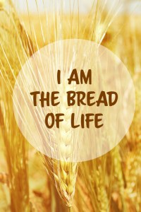 The Sacramental Life - Day 335 - John 6-35-40 - I Am The Bread Of Life - Growing As Disciples