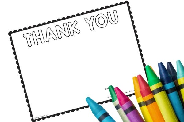 Thank You Omu Activities