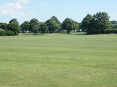 Bradley pitches - towards Laceby Road