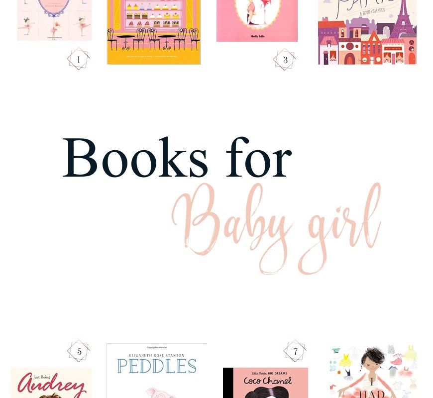 Growing Ivy  ||  Books for Baby's Library