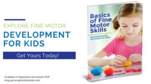 Basics of Fine Motor Skills. Developmental Activities for Kids.