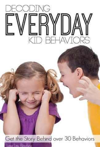 decoding kid behaviors