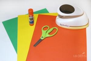 lion craft supplies