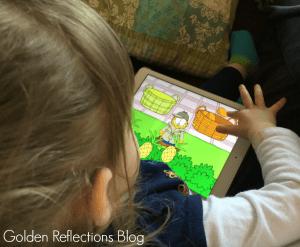 preschool app from Joy Sprouts