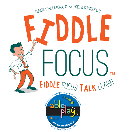 Fiddle Focus for Busy Fingers and Busy Hands.