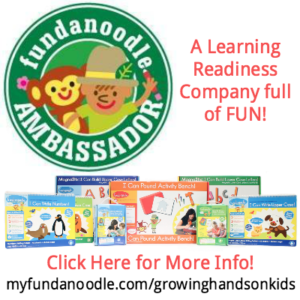 Fundanoodle, a learning readiness company for children ages 3-7.