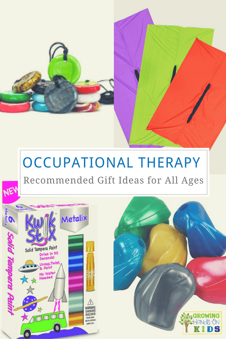 Occupational Therapy gift ideas for all ages