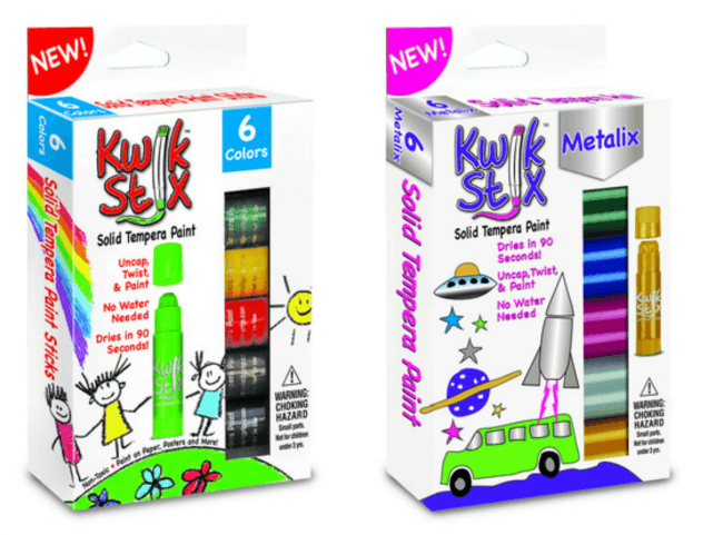 Kwik Stix from The Pencil Grip, Inc. Found at Target.