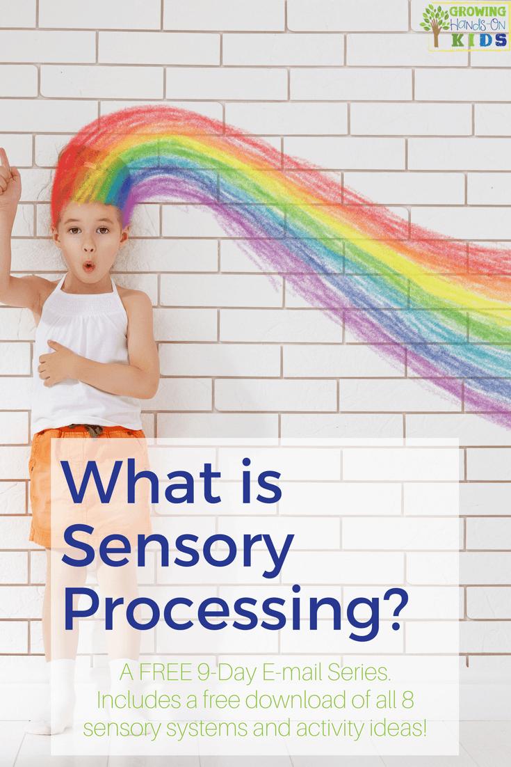 Sensory processing e-mail series