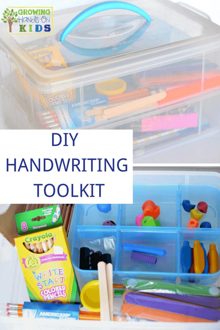 DIY Handwriting Toolkit