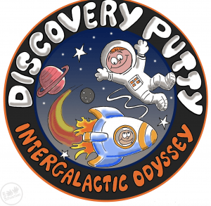 Discovery Putty - Intergalactic Odyssey from Fun and Function.