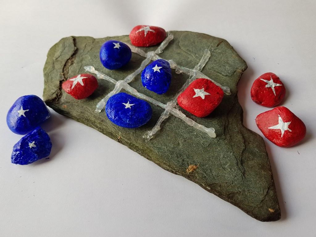 Rock garden crafts
