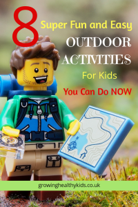Easy and quick fun for kids