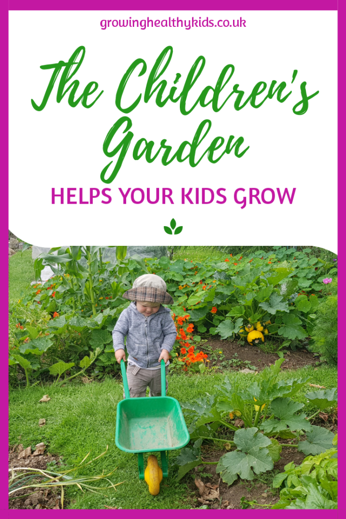 teach your children life skills and strengthen your bond. start a childrens garden. A kids garden is fun, educational and very tasty.