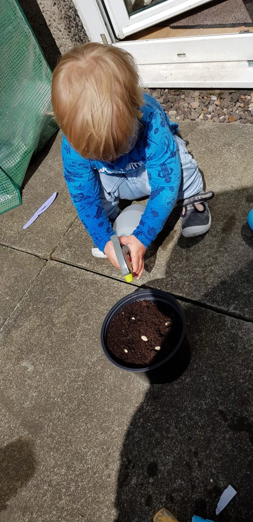 Vegetable gardening with kids is such a fun activity and there is ways to adapt every activity to any age or ability
