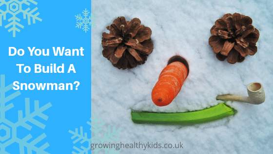 Building a snowman is a fab activity for winter. Have fun with these other ideas to make the winter fly by.
