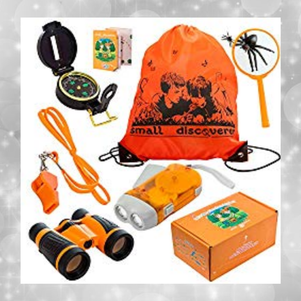 Adventurous Christmas gift ideas for kids from toddlers to teenagers