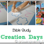 Bible Study: Creation Days