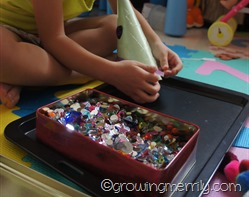 Shimmering Christmas Crafts