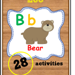 Alphabet Zoo – B for Bear