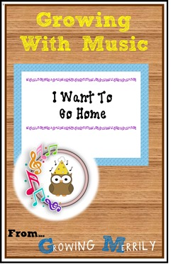 Growing With Music - I Want To Go Home
