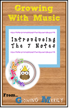 Introducing The 7 Notes