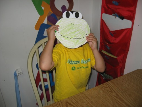 frogs nature study | frogs file folder book | mini books | lapbooks