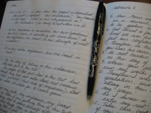 Bible Study | Bible journaling