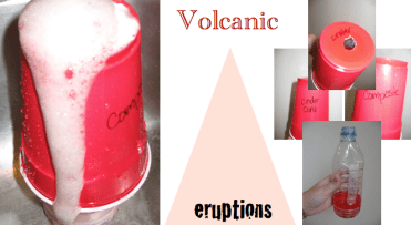 Volcanoes and science experiments