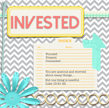 Word of the Year: Invested