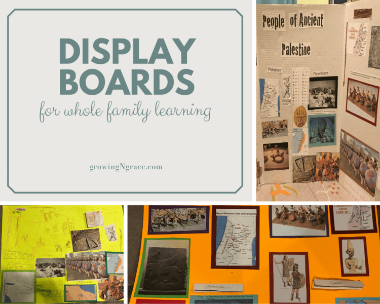whole family learning | hands-on learning | Tapestry of Grace