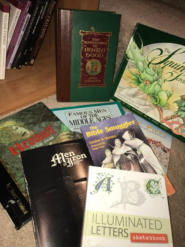 homeschool curriculum for 6th grade | tapestry of grace reading