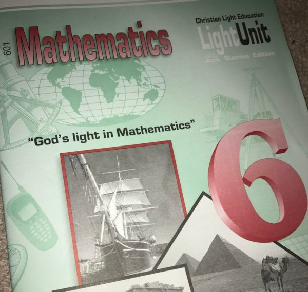 homeschool curriculum for 6th grade | math for a visual linguistic learner