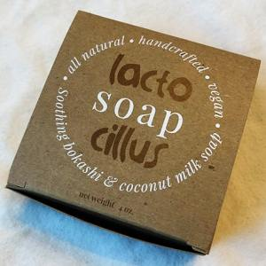 probiotic vegan soap