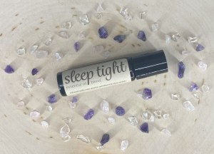 sleep aid essential oil blend