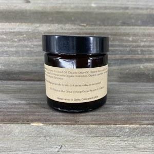 Skin Soothing Salve | Repair Dry & Cracked Skin | All Natural & Vegan