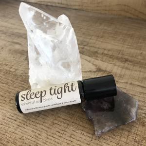 sleep tight aromatherapy roller bottle