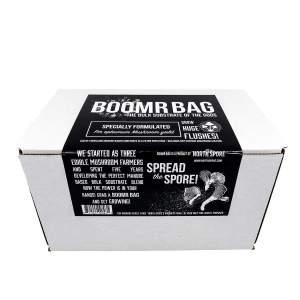 'Boomr Bag' Manure Based Sterile Substrate 5lb