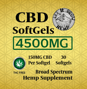 Full Spectrum Hemp Capsules