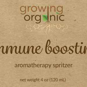immune boosting aromatherapy spray