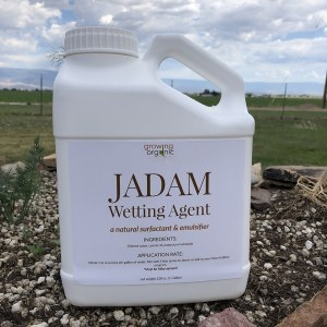 jadam wetting agent | a natural emulsifier and surfactant
