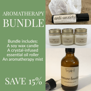 organic aromatherapy products