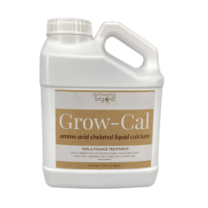 grow-cal amino acid chelated calcium