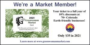 Green Woman Market Member