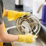 Using Liquid Castile Soap for Dishwashing (Handwashing & Automatic Dishwasher)