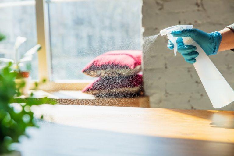 How to Make DIY Vinegar Cleaning Spray