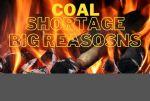 coal shortage reasons