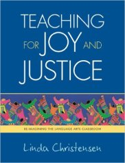 Teaching for Joy and Justice Book Cover