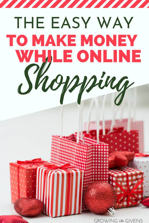 The Best Way To Make Money While Holiday Shopping